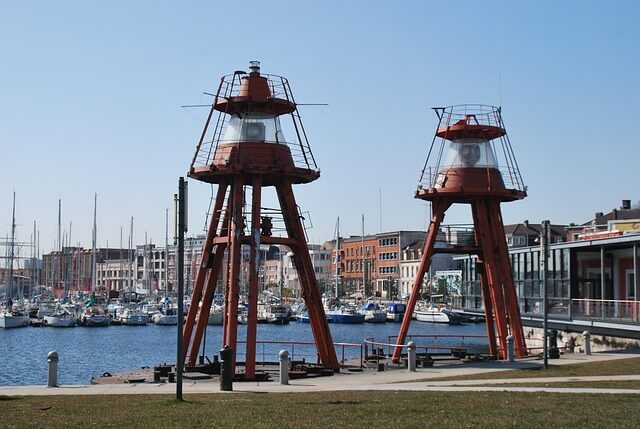 Port de dunkerque escale croisiere excursion visite guidée BLB cruises prestations touristiques