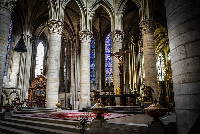 Cathédrale de Rouen escale croisiere blb cruises et shorex