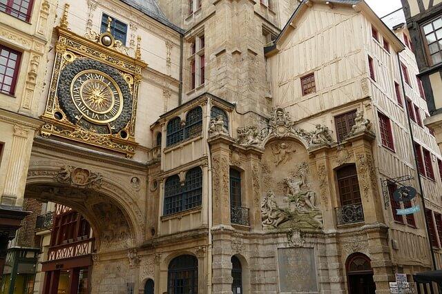 Visiter Rouen escale croisiere BLB Cruises