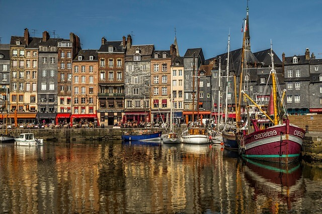 honfleur excursion escale croisiere blb cruises