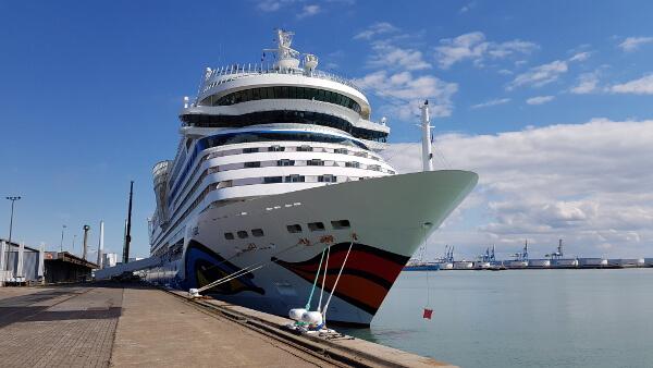 Services portuaires croisière BLB shorex and Cruises
