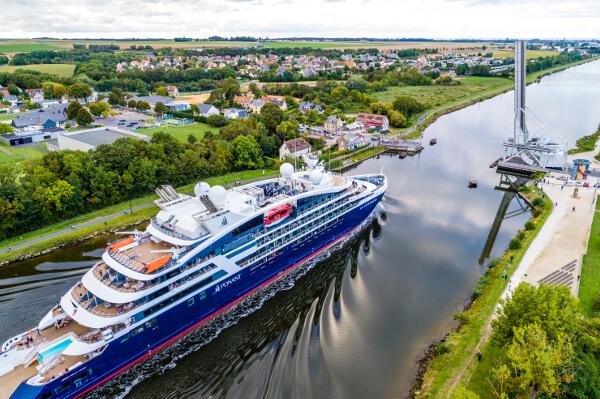Ports de Normandie services pour armateurs croisière BLB shorex cruises