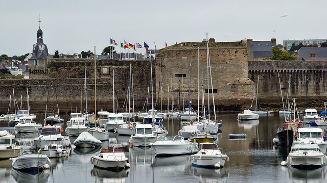 Excursion escale port Concarneau BLB cruises et shorex Finistere Bretagne 29